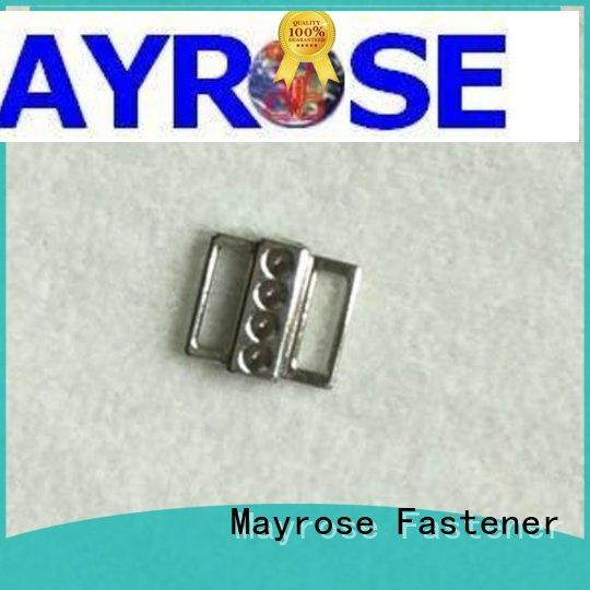 Mayrose slides metal slide adjuster overseas market for underwear