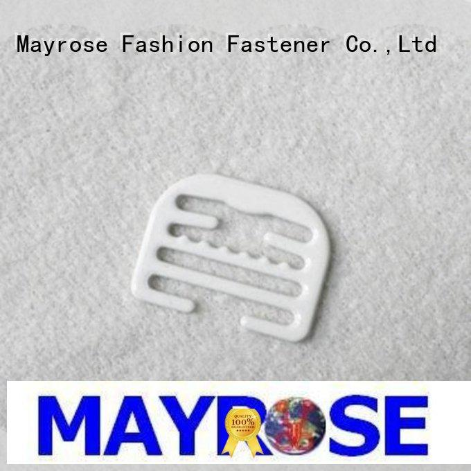 Mayrose butterfly metal slide adjuster suspender