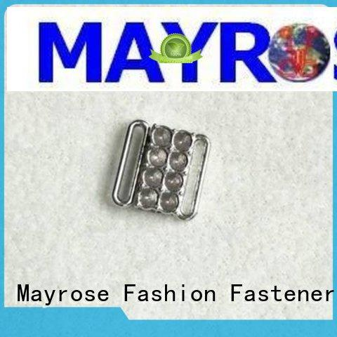 Mayrose lead free metal side adjuster marketing for sport wear