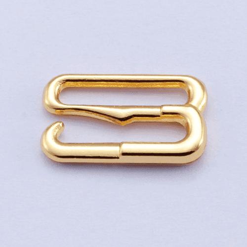 Mayrose-Find Zinc Alloy Adjuster Hook 912-1 Gold Plating | Hook And Eye Closure