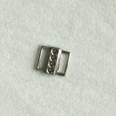Mayrose-Zinc Alloy Adjuster Front Clasps Jt1566 | Bucklefront Closureclaspsstraps