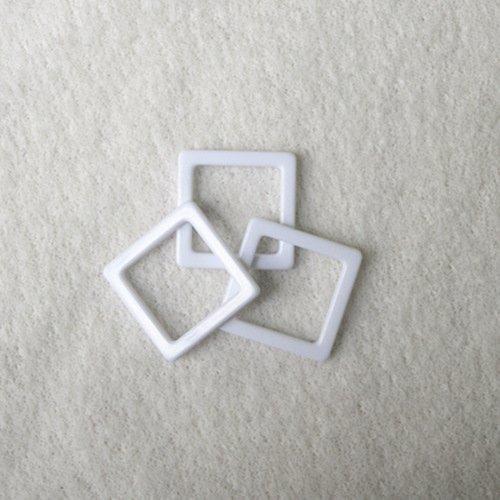 Mayrose-Find Plastic Adjuster Square Shape L12sq Clip Bra Straps Together From-1