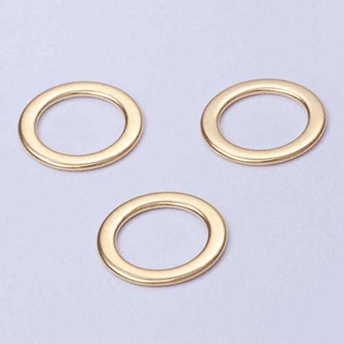 Mayrose-High Quality Zinc Alloy Adjuster Ring 012-2 | Ringslidehookspeical Shape-2