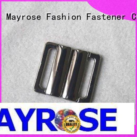 Mayrose heart metal side adjuster for manufacturer for underwear