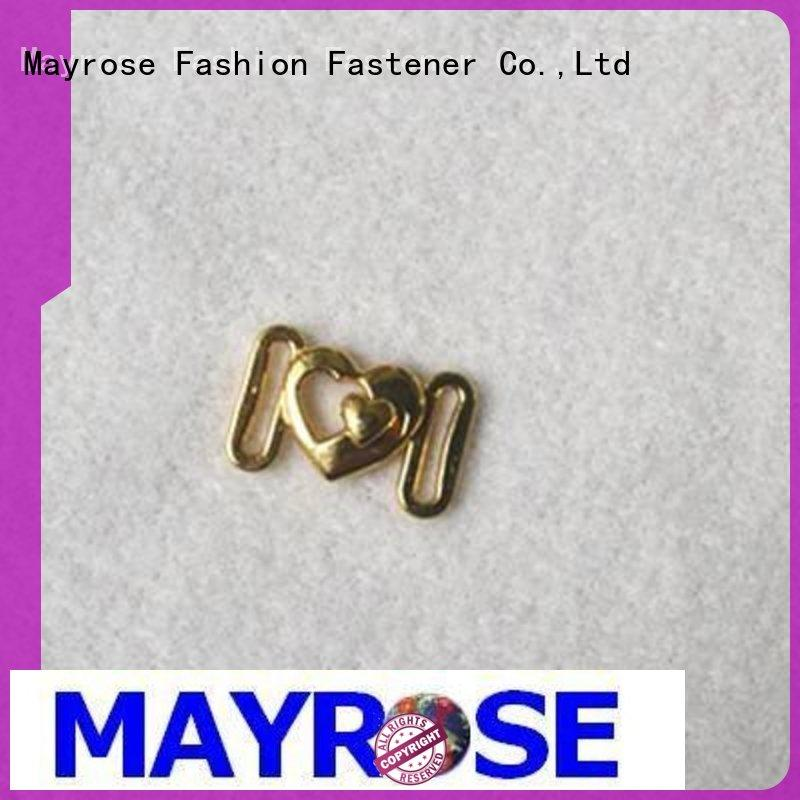 water proof bra clasp goldsilver overseas market for bra