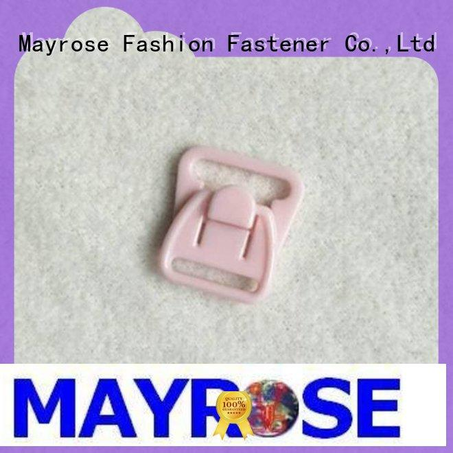Mayrose anti-rust plastic bra strap adjusters dropshipping for low-back evening dress