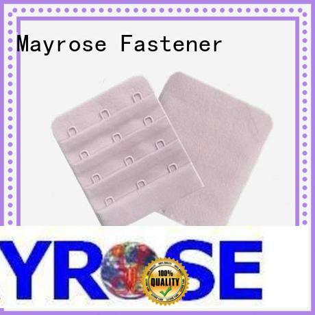 Mayrose reinforced bra fasteners environment-friendly costume