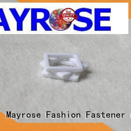 Mayrose Brand 25mm l10sq hook racer bra clips