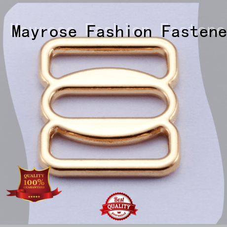 fancy shape bra adjuster racerback Mayrose manufacture