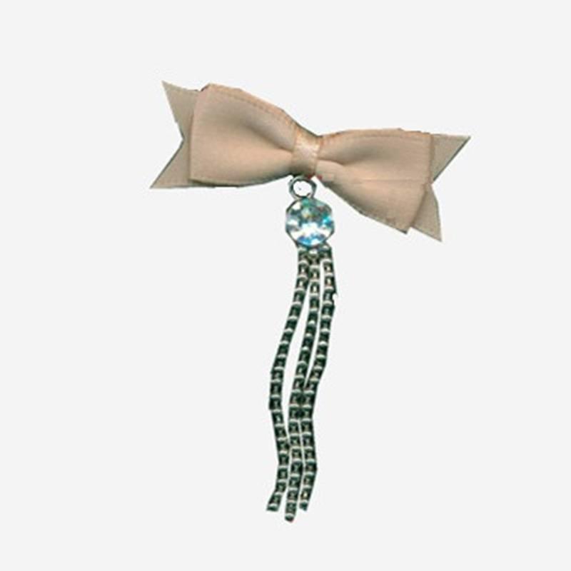 nylon ribbon bow #27