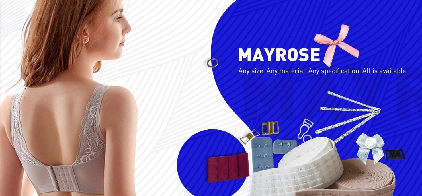 news-hook and eye tape,bra fasteners,bra clips-Mayrose-img
