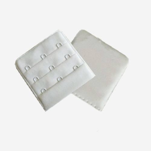 3x3 lycra hook and eye tape with foam inside