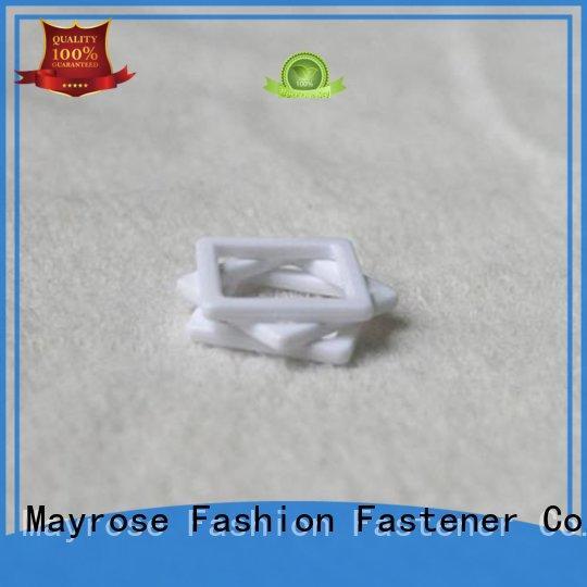 size square bra back clips plastic Mayrose Brand