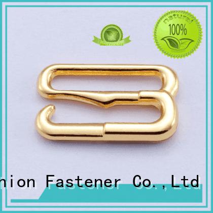 bra extender for backless dress plating alloy bra strap adjuster clip