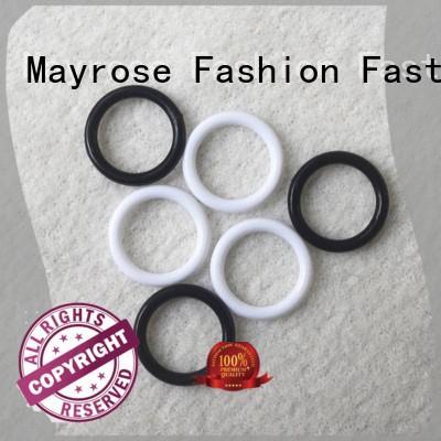 plastic bra back clips size ring Mayrose company