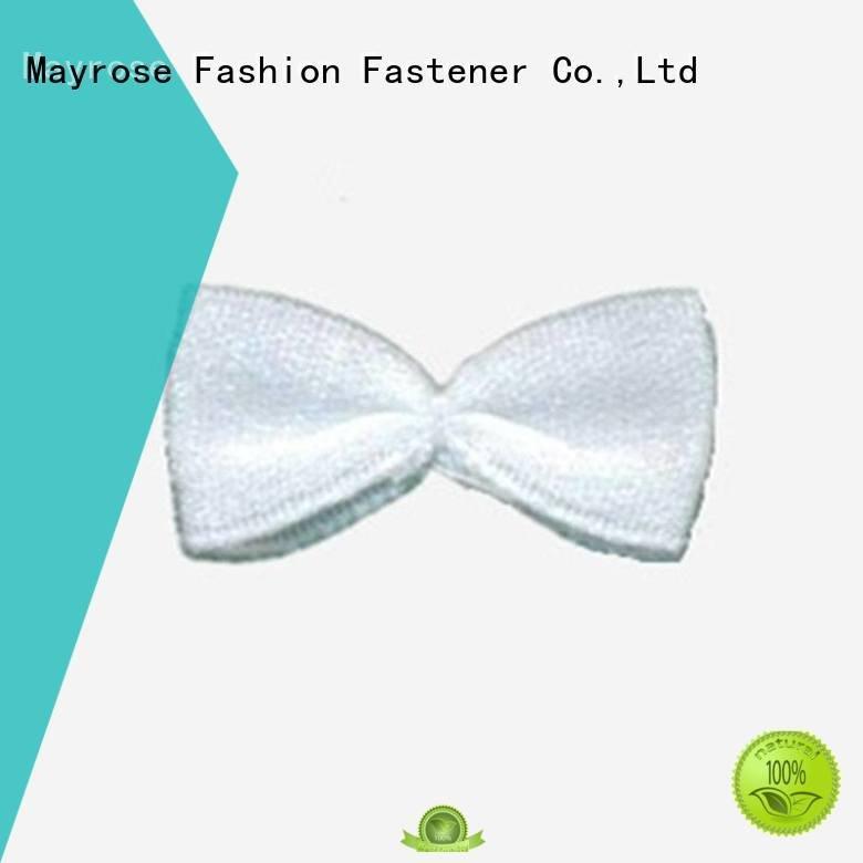 flower chiffon diamond ribbon Mayrose wire ribbon bow