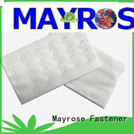 Mayrose comfortable hook and eye tape environment-friendly dressing