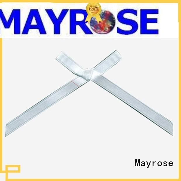25 custom bows supply gift packaging festival decoration Mayrose