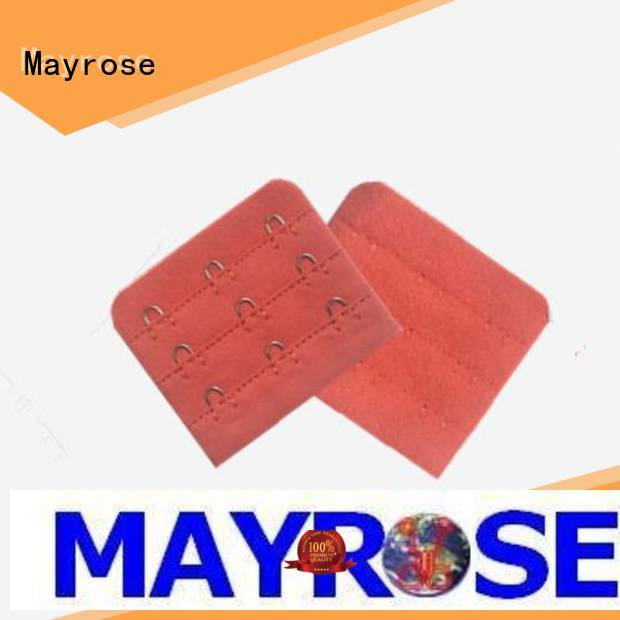 Mayrose tricot women's bra extenders with foam corset