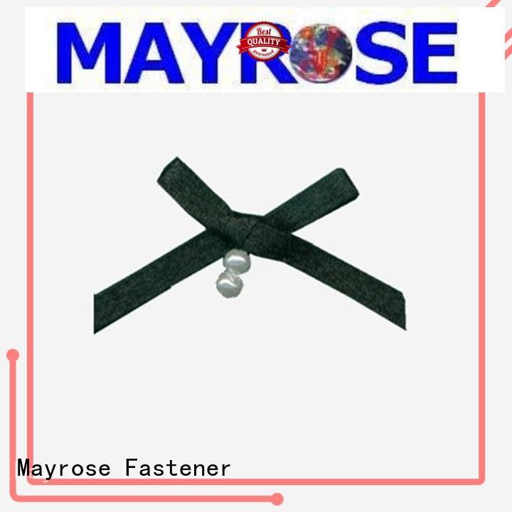 Mayrose pearl bow supply dressing