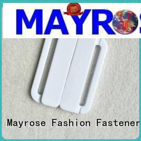 Mayrose customized bra clip extender with silver plating lingerie