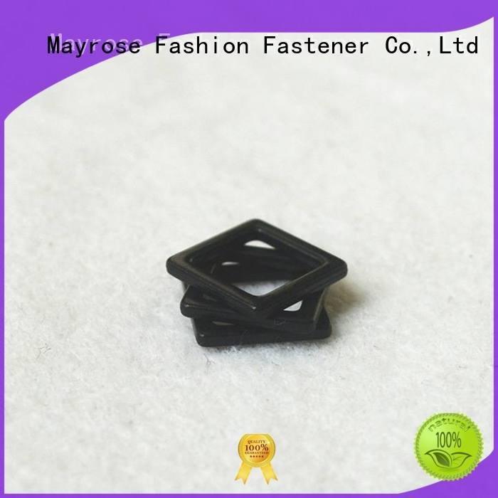 Mayrose racer bra clips from size 25mm slide