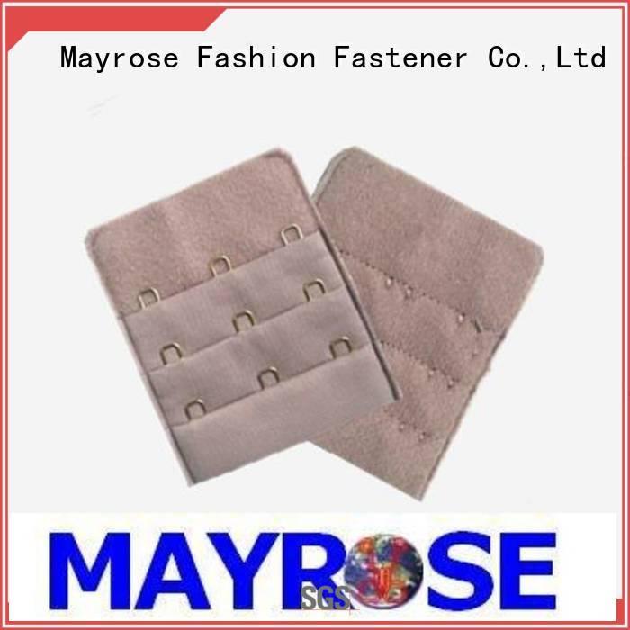 Mayrose soft hook and eye high quality clothing