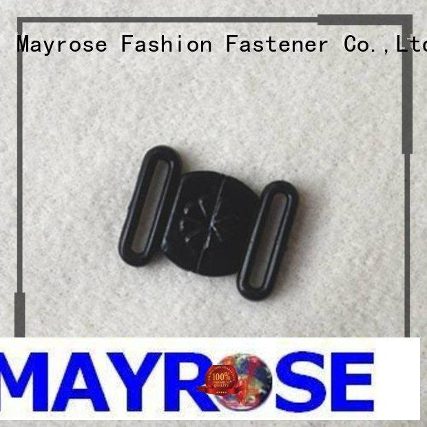 front bra clasp replacement clips garter Mayrose Brand bra buckle