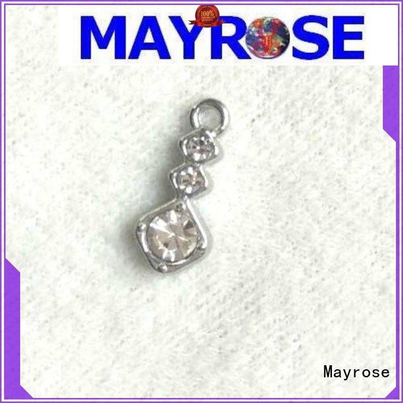 Mayrose decorative metal pendant environment-friendly clothing