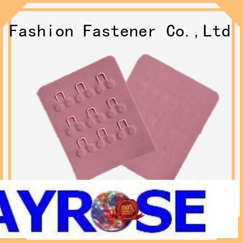 Mayrose round bra hook and eye tape