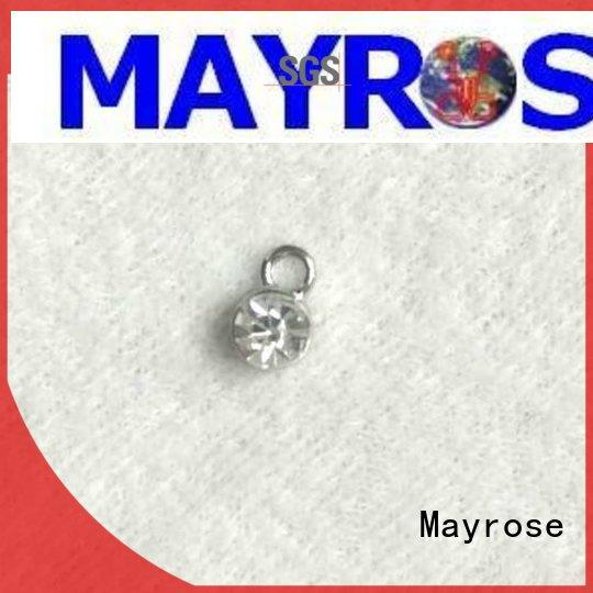 Mayrose 6631 iron pendant for decorate bra