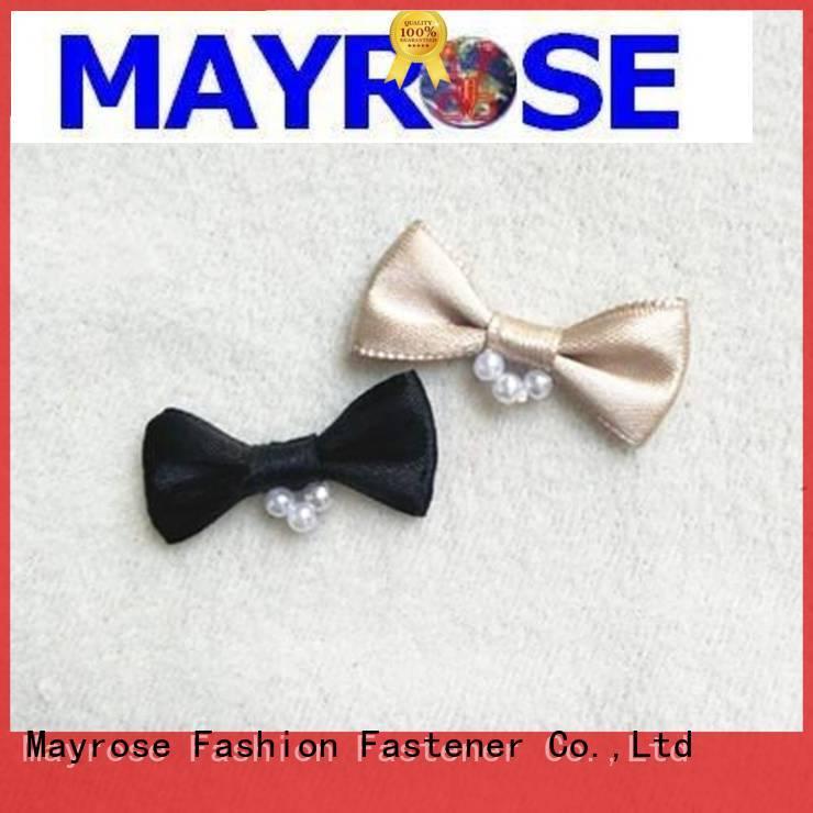 Mayrose popular diamond bows for decorate costume