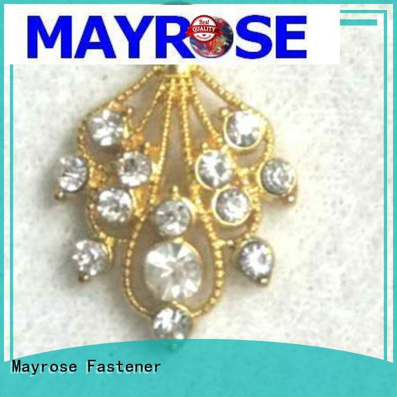 Mayrose 6635 iron pendant for decorate corset