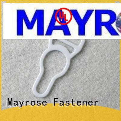 Mayrose t18001 metal strap adjuster buckle garter stocking