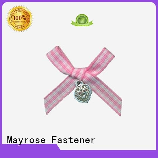 Mayrose beautiful simple bow 12 garment