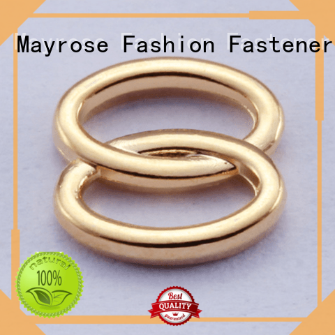 Mayrose Brand buckle bra strap adjuster clip alloy factory