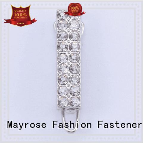 fancy clasps Mayrose Brand bra strap buckle