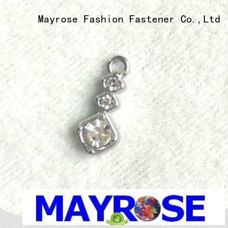 Mayrose 6631 metal pendant for decorate dressing