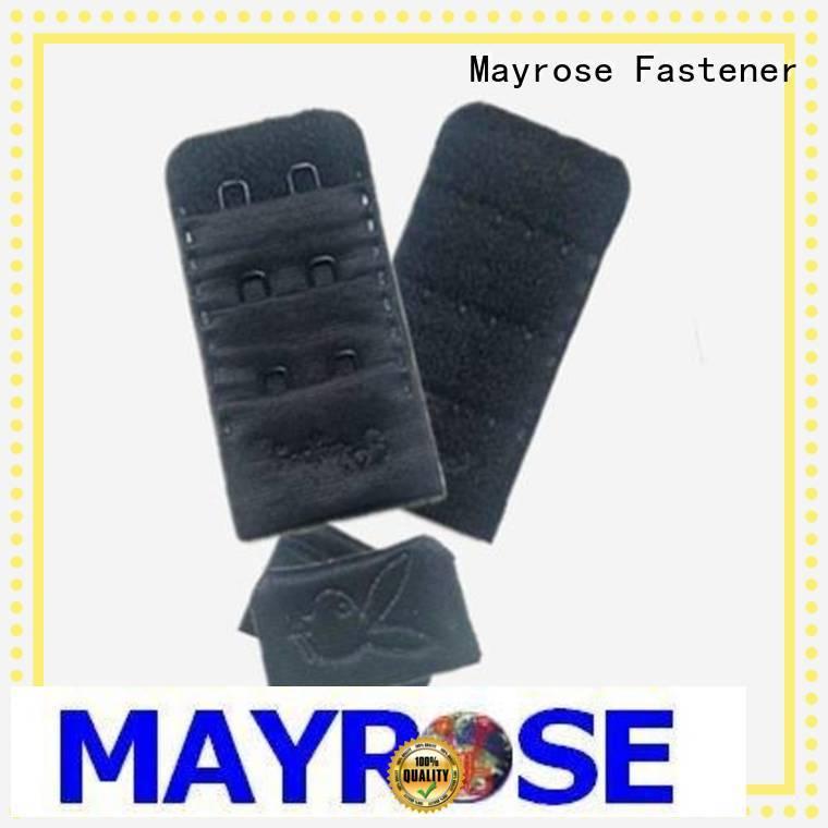 Mayrose stainless steel hook eye closure for sale corset
