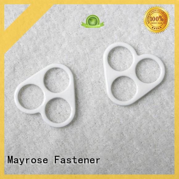 Mayrose multi function metal bra adjuster suspender bra