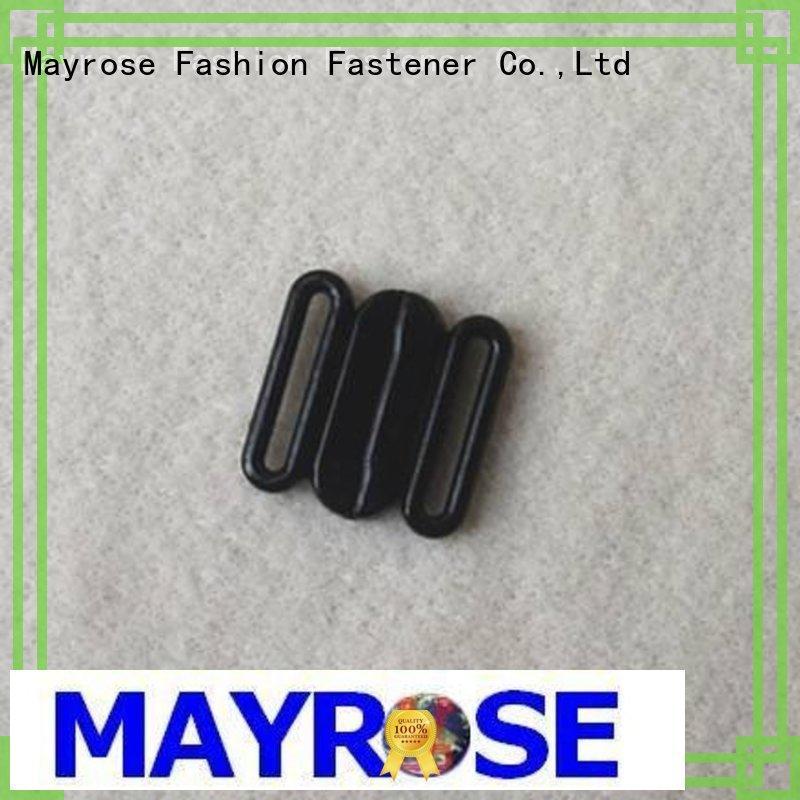 Custom garter buckle bra buckle Mayrose plastic