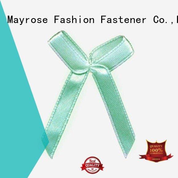 Mayrose pendant ribbon pearl wire ribbon bow flower
