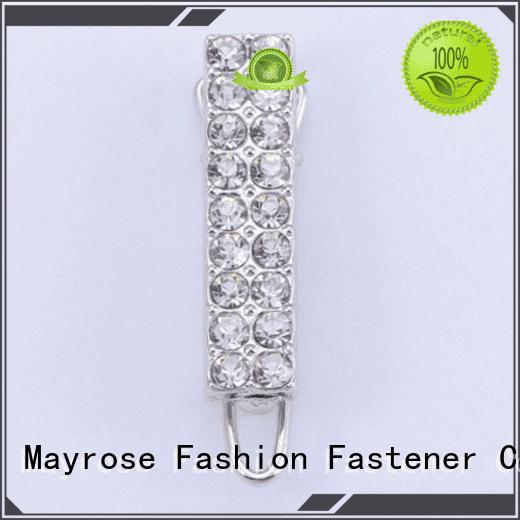 Mayrose bra adjuster racerback zinc 8080 10620 buckle